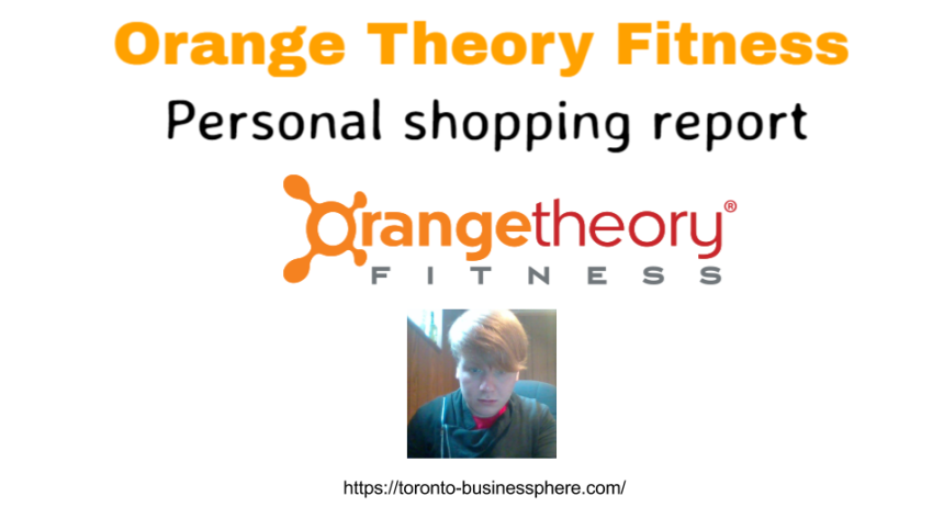 Orange Theory Fitness Personal shopping report .png
