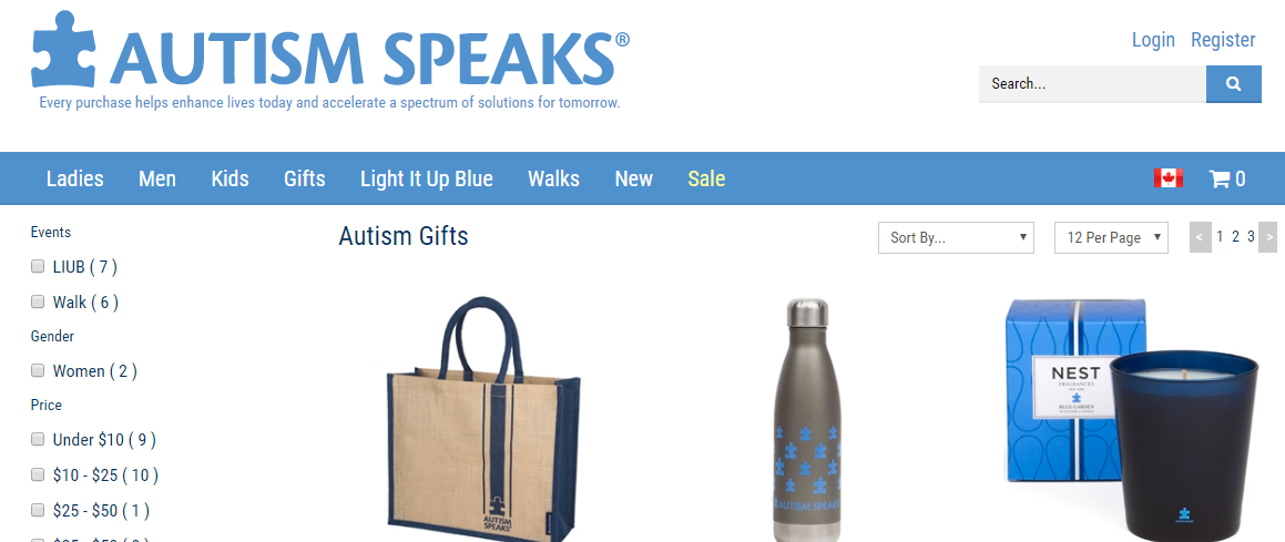 Autism Speaks shop.png