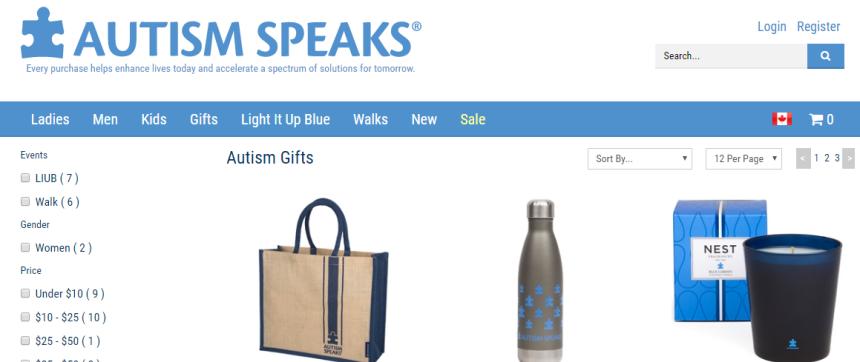 Autism Speaks shop.png