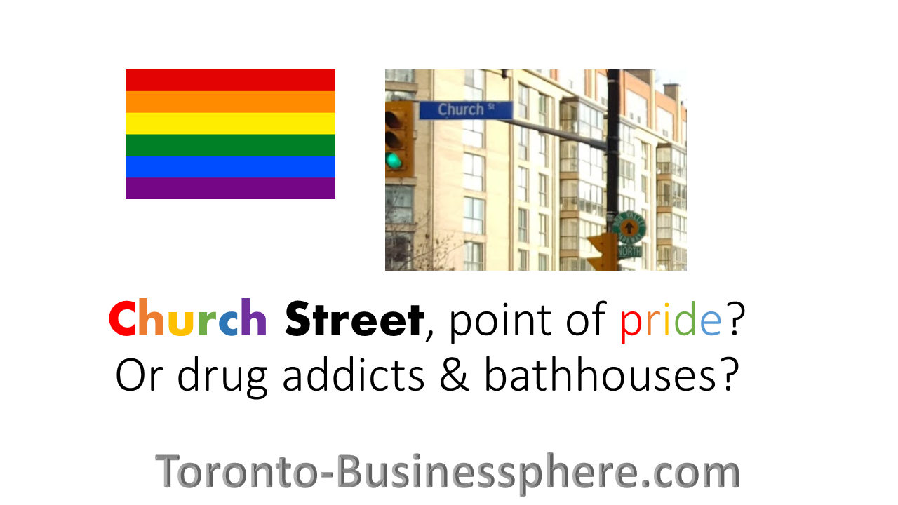 Church Street, point of pride