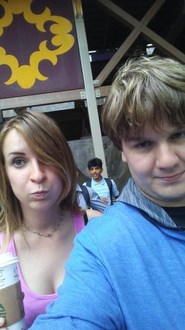 Ashton Deroy & Alana Skye