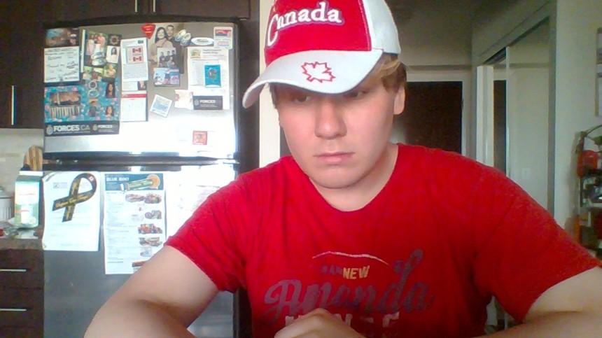 Canadian Ashton Deroy