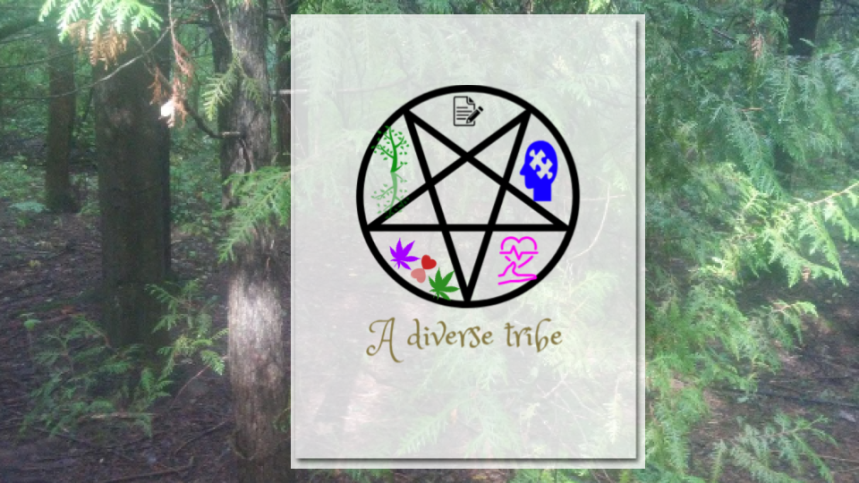 Wiccan Art, Wicca Art,  A diverse tribe by Ashton Deroy