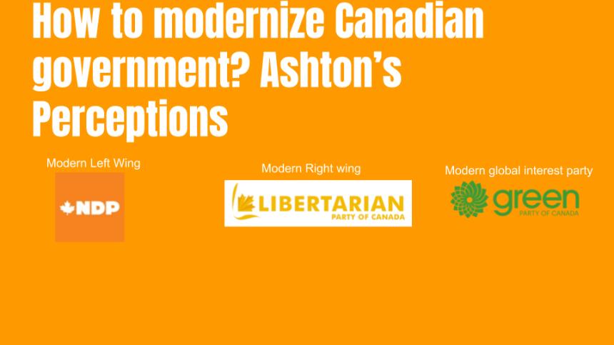 How to modernize Canadian government_ Ashton_s Perceptions
