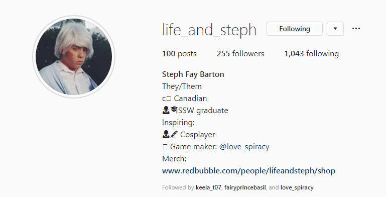Life_and_steph on Instagram