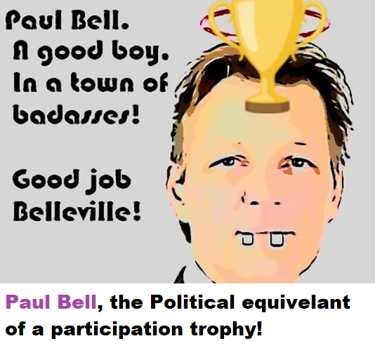 Paul Bell City Council ad