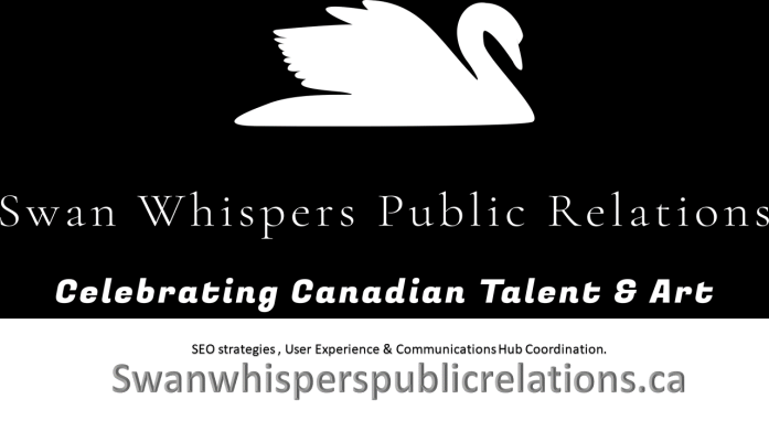 Swan Whispers PR ad SEO firm Quinte West