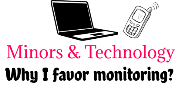 Minors and technology
