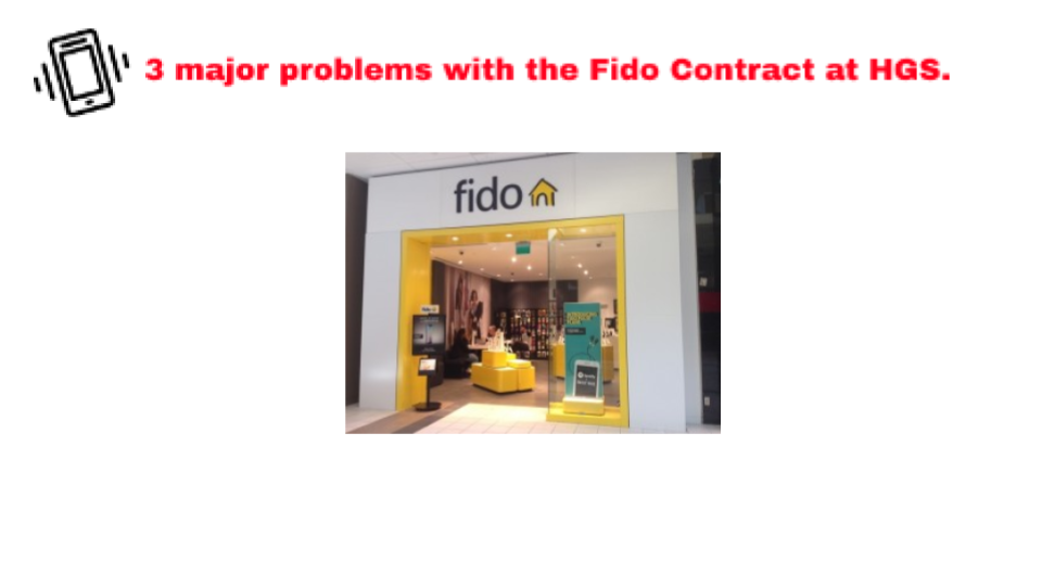 3 Major Problems in the Fido contract at HGS