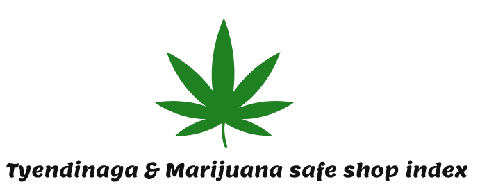 Tyendinaga & Marijuana safe shop index
