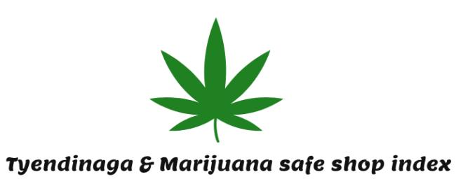 Tyendinaga & Marijuana safe shop index
