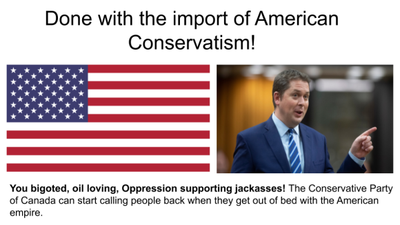 Done with the import of American Conservatism!