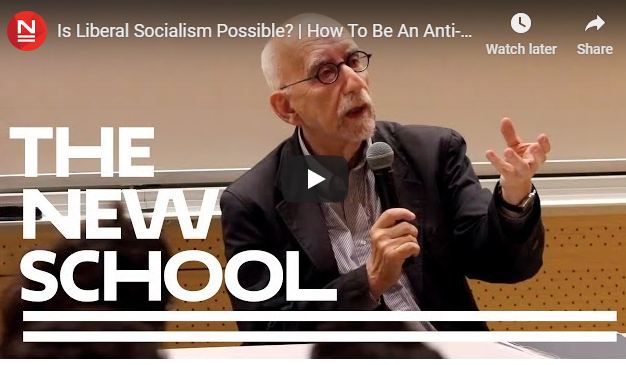 The New School: Is Liberal Socialism Possible? | How To Be An Anti-Capitalist in the 21stCentury
