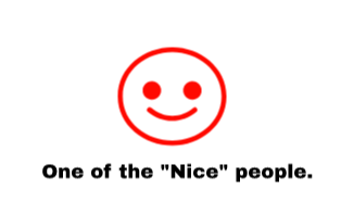 Goal: I want to be one of the nicepeople.