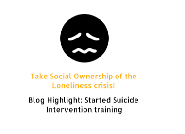 Take Social Ownership of the Loneliness crisis.
