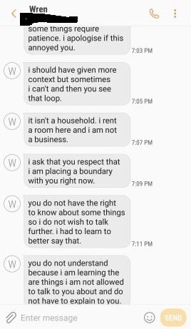 Wren texts 2