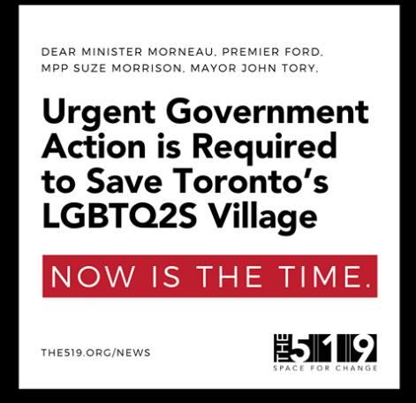 The Village message