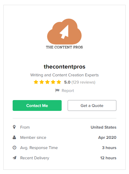 The Content Pros