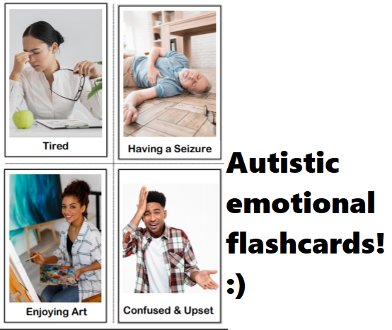 Ashton Deroy's emotional flashcards PDF