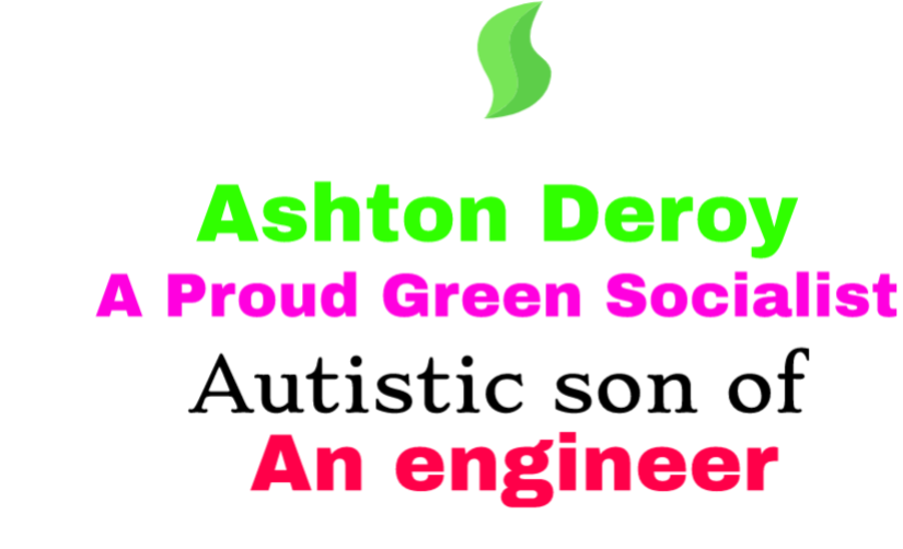 I am Ashton Deroy + Autism Aware at 16 and here is why Canada is pissing me off!